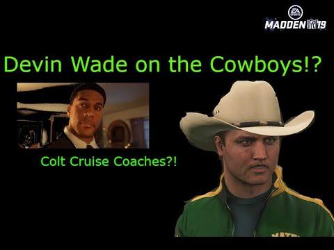 Madden 19 Longshot Gameplay Pt. 4 | Devin Wade to Texans!?