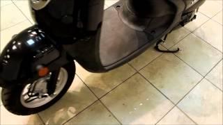 8. 2007 Yamaha Vino 50