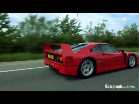Ferrari F40 цена фото видео технические