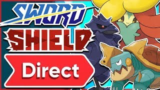 Pokémon Sword and Shield Direct Impressions and Trailer Breakdown!! by HoopsandHipHop