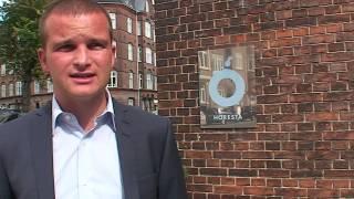 Skatteminister Thor Möger Pedersen Til Rundbordssamtale Hos HORESTA