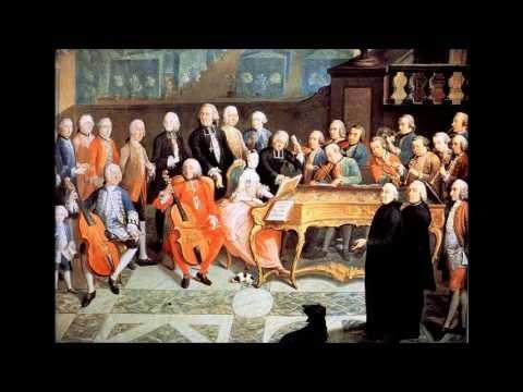 Jean-Joseph Mouret: Rondeau from Suite de Symphonies (Trumpet and Orchestra) (видео)