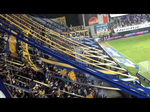 Bostero soy, y boca es la alegria de mi corazon - La 12 - Boca Juniors