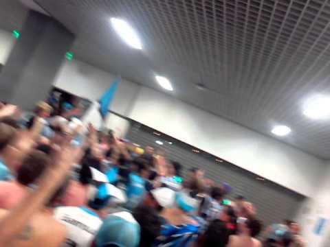 Geral do Grêmio - Grêmio 5x0 Internacional 09/08/2015 - Geral do Grêmio - Grêmio