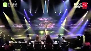 Arab Idol - هبة الله يوسف - لما راح الصبر