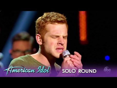 Jeremiah Lloyd Harmon: Singer REJECTED By His Family But America Will Love Him!   American Idol 2019