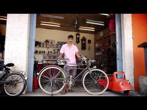 Human Ride จักรยานบันดาลใจ ตอน เก๋าเมืองตรัง
