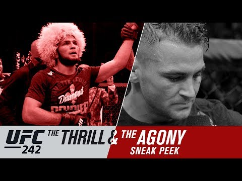 UFC 242: The Thrill and the Agony - Sneak Peek
