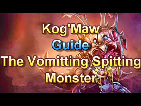 comment monter kog'maw