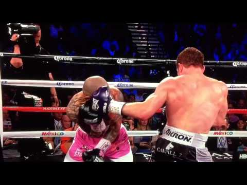 miguel cotto vs canelo alvarez - highlights