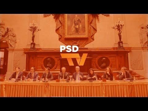 Grupo Parlamentar do PSD determinado em fazer oposição