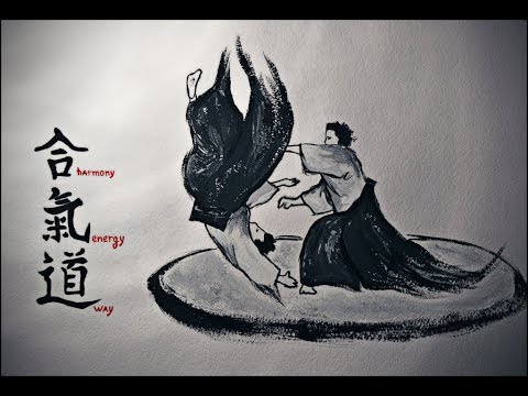 Aikido vs Aikido Randori short. Рандори. 06.05.19