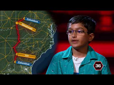 Genius Junior: Craniums and Brainiums Clip 1 || SocialNews.XYZ