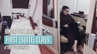 Video Bobok sendiri di FIRST (suites) CLASS ke Sydney-Singapore Airlines SQ231 #Trip to Sydney 2 MP3, 3GP, MP4, WEBM, AVI, FLV Juni 2019
