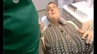 Баба Вуна на Зъболекар - Няма такъв СМЯХ!!!