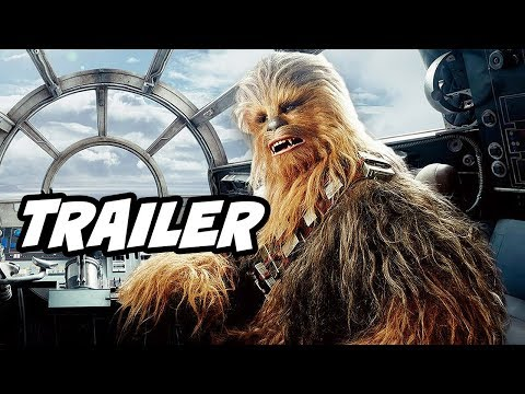 Solo A Star Wars Story Trailer - Han Solo Meets Chewbacca Breakdown