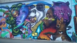 Street Art of the 606 Trail in Chicago
