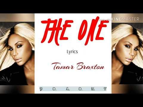 Tamar Braxton - The One Lyrics
