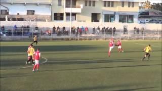 Τριγλία Ραφήνας - ΑΕΕΚ ΙΝΚΑ 4-0: Τα γκολ του αγώνα