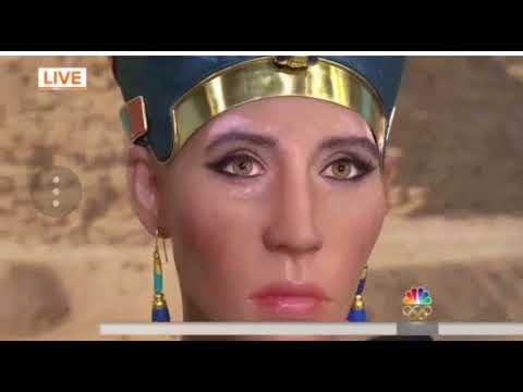 'TODAY SHOW' UNVEILS NEFERTITI AS A WHITEWASHED