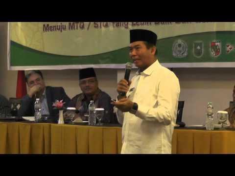 Diterapkannya Masyarakat Ekonomi Asean (MEA) : Tanggapan Walikota Pekanbaru