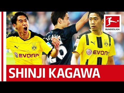 Shinji Kagawa (香川 真司) - Bundes …
