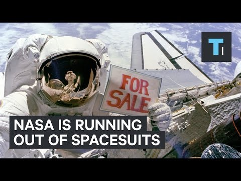 Our Space Future is in Jeopardy Because of Spacesuits