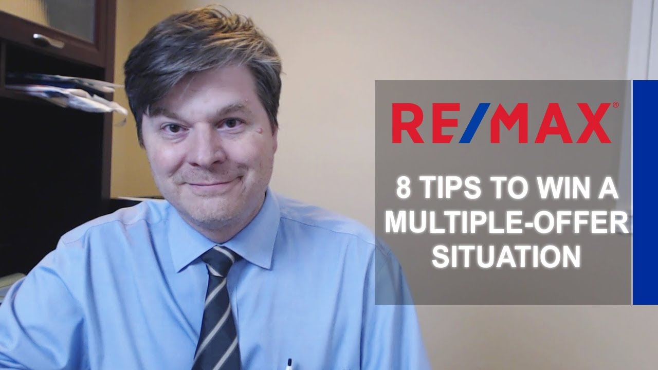 Q: Which Tips Will Help You Win a Multiple-Offer Situation?