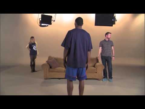 Jimmy Kimmels Prank on Ron Artest