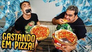 Video ROUBAMOS O CARTÃO DO REZENDE E GASTAMOS EM PIZZA!! - TROLLANDO REZENDE [ REZENDE EVIL ] MP3, 3GP, MP4, WEBM, AVI, FLV Agustus 2018