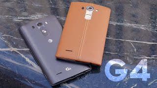 LG G4 Vs G3: First Impressions&Hands-On Comparison!