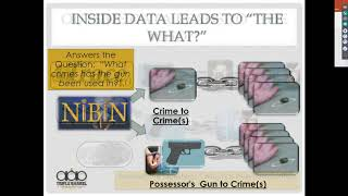 Webinar Series | Gun Crime Investigative Cycle – Bridging the Gaps
