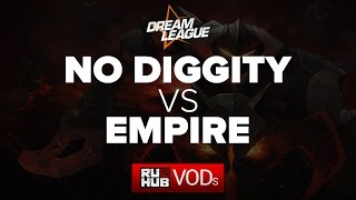 DiG vs Empire, game 1