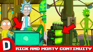 Video 10 Times Rick and Morty Paid Incredible Attention to Continuity MP3, 3GP, MP4, WEBM, AVI, FLV Februari 2019