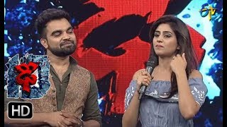 Video Varshni Funny Task   Dhee 10   9th August 2017  ETV Telugu MP3, 3GP, MP4, WEBM, AVI, FLV Oktober 2017