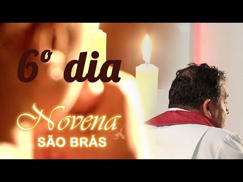 6º Dia da Novena de São Braz - TV Evangelizar - Pelos Enfermos