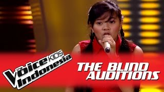 "Video Michelle ""Mamma Knows Best"" I The Blind Auditions I The Voice Kids Indonesia GlobalTV 2016 MP3, 3GP, MP4, WEBM, AVI, FLV September 2018"