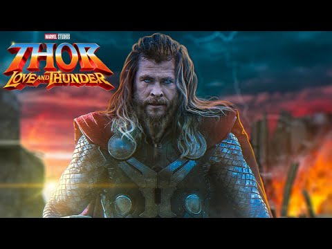 "Marvel Risked ""Fat Thor"" Because of Thor: Love and Thunder"