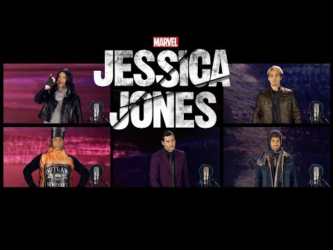 Jessica Jones Theme Song Acapella