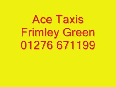 Taxis Frimley Green