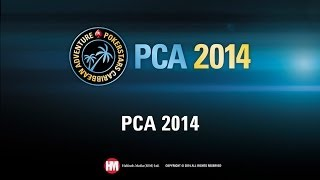 PCA 2014 Live Poker Tournament - PCA Super High Roller, Day 1