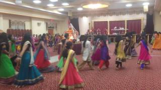 Cinnaminson (NJ) United States  city photos gallery : swaminarayan temple garba in cinnaminson NJ USA