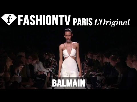 Fashion TV - http://www.FashionTV.com/videos PARIS - See highlights from the Balmain Spring/Summer 2015 runway show during Paris Fashion Week and hear from top models and VIP attendees. Appearances: ...