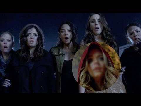 Red Coat Revealed on Pretty Little Liars Season 3 Finale 3x24
