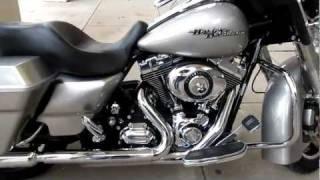 6. 2009 Harley-Davidson Street Glide FLHX Nice MODS!