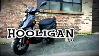 5. Genuine Scooters Palm Beach Hooligan 170i