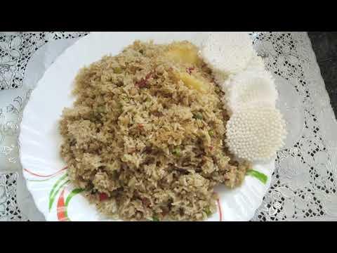 Masaledar Mattar Pulao || Pulao Recipe || Ghare's Kichen ||