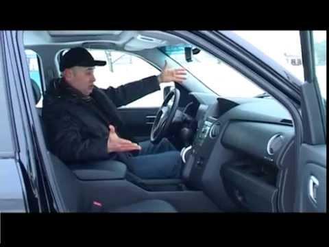 Honda Pilot - Видео Тест
