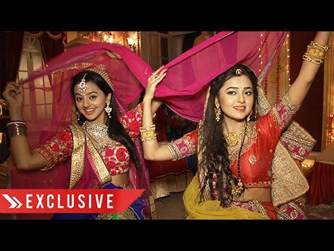 Swara And Ragini Teach Dance Steps With Their Dupa