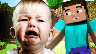 XboxAddictionz shows you how he trolls a baby in Minecraft! If you enjoyed the video, be sure to smack that Like button, it only...